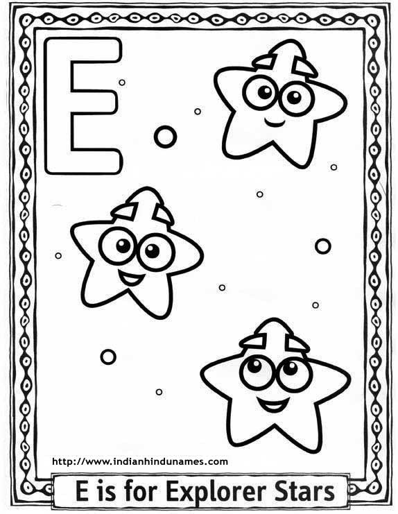 Cartoon Alphabet Coloring Pages : Mk coloring pages