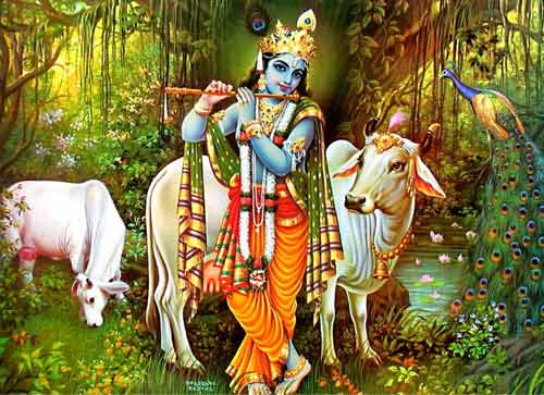 Names of Lord Krishna