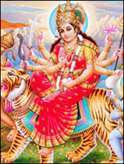 Hindu Gods and Goddesses Names - Hindu Mythology Names Of